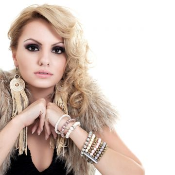 Blonde Alexandra Stan Women Singer Celebrity - Android / iPhone HD Wallpaper Background Download