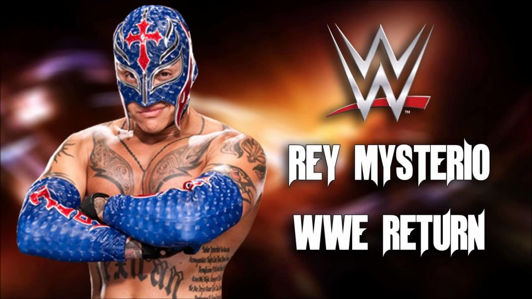 130 Rey Mysterio 2018 Full Hd Android Iphone Desktop Hd