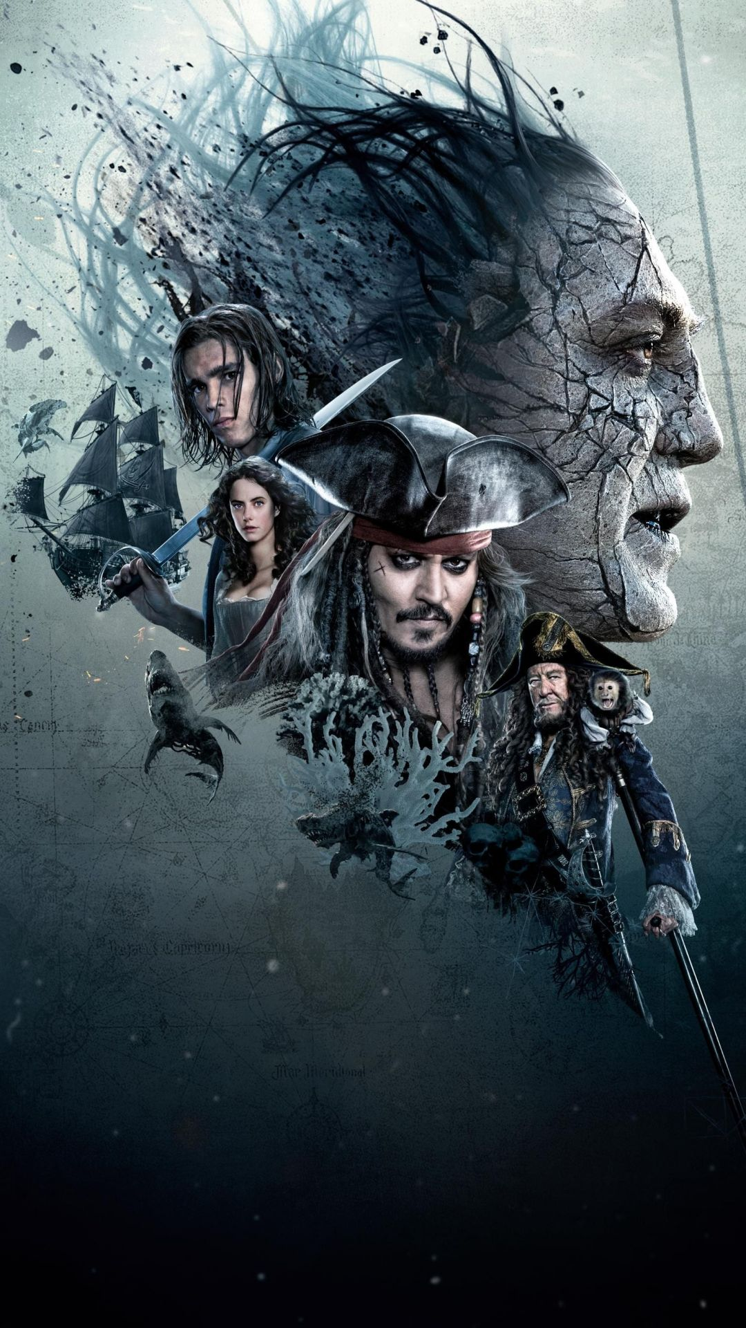 125 Pirates Of The Caribbean Android Iphone Desktop Hd Backgrounds Wallpapers 1080p 4k 1536x2732 2020