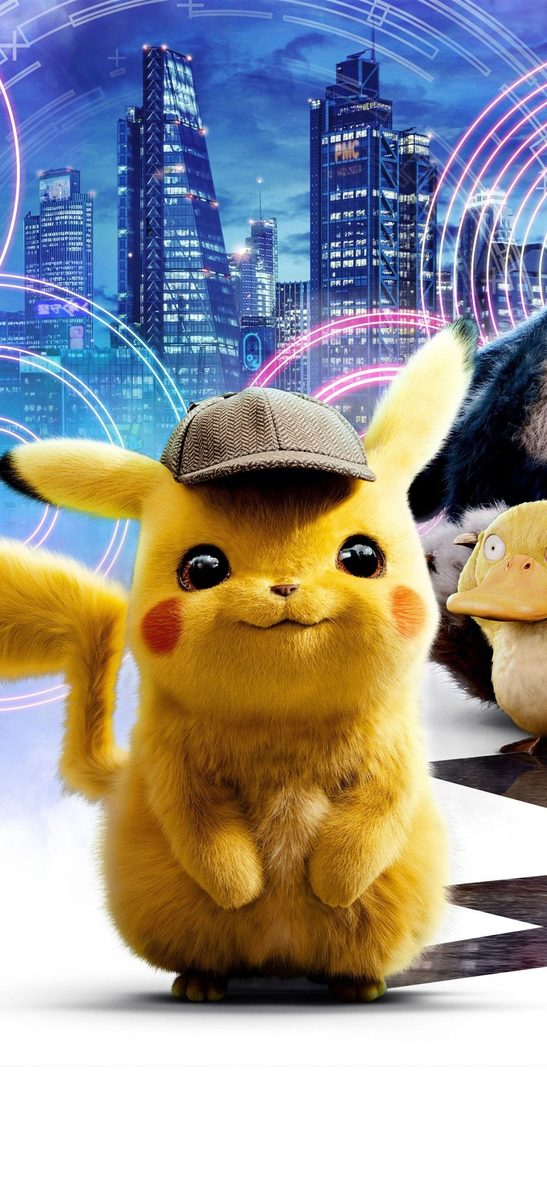 45 Pokemon Detective Pikachu Android Iphone Desktop Hd