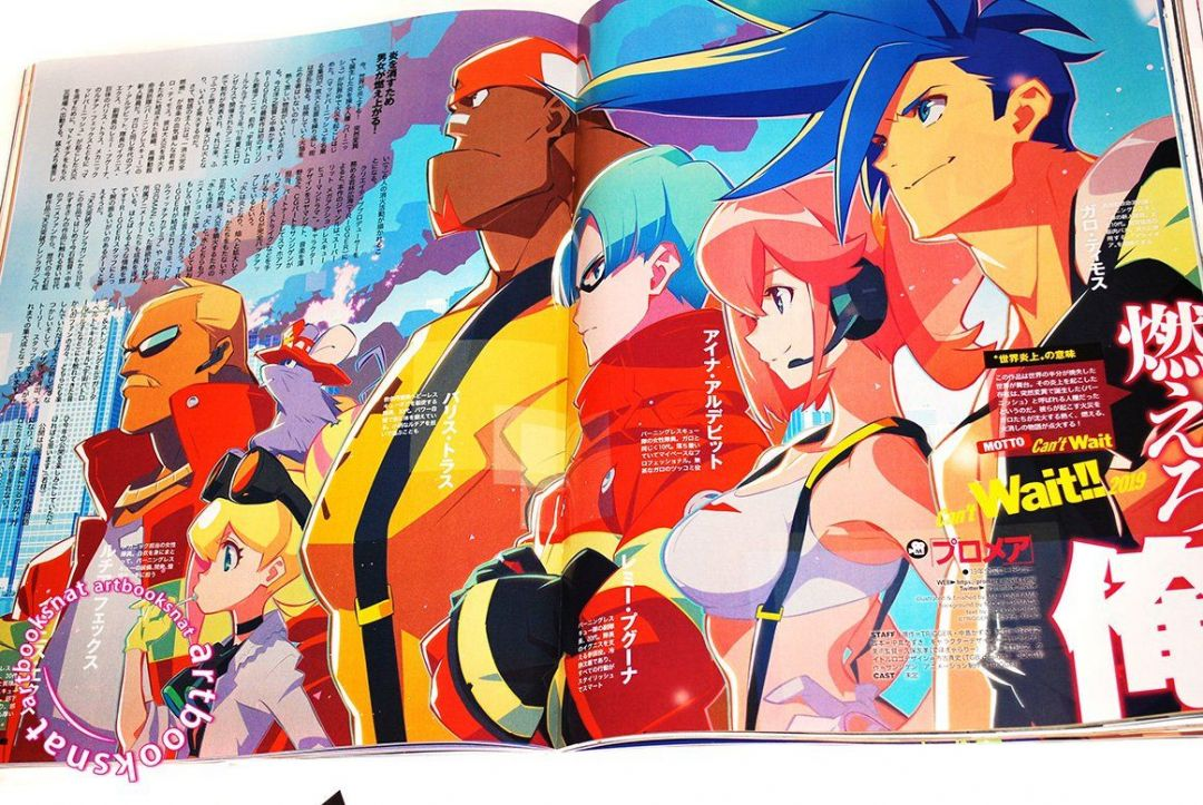 40 Promare Android Iphone Desktop Hd Backgrounds Wallpapers 1080p 4k 1162x778 2020