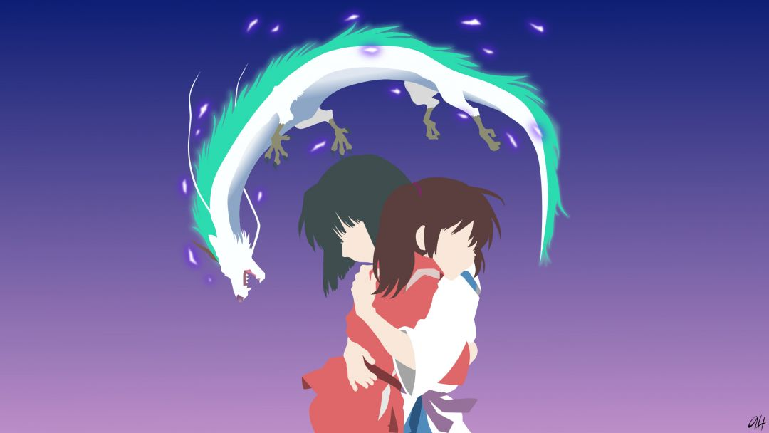 165 Spirited Away Android Iphone Desktop Hd Backgrounds Wallpapers 1080p 4k 2560x1440 2020