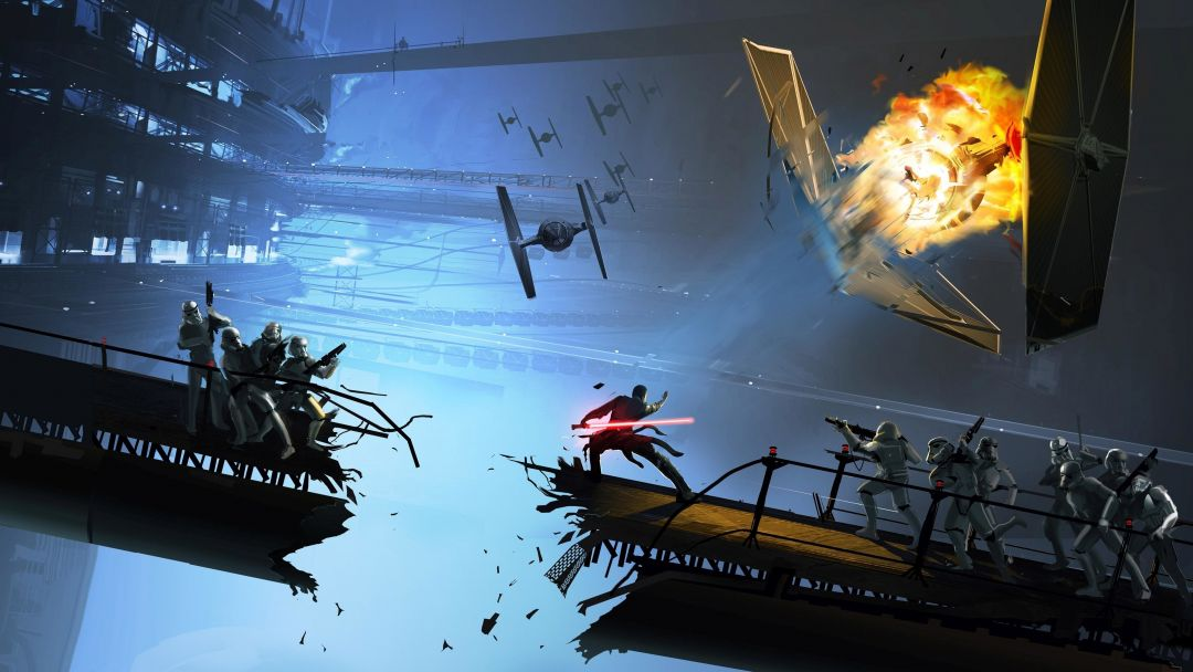 230 Star Wars Android Iphone Desktop Hd Backgrounds Wallpapers 1080p 4k 3840x2160 2020