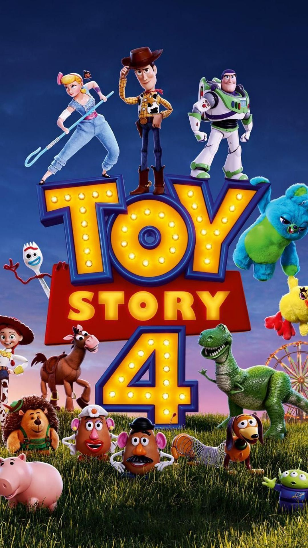 Toy Story 4 - Android, iPhone, Desktop HD Backgrounds / Wallpapers (1080p, 4k) (257966) - Movies / TV