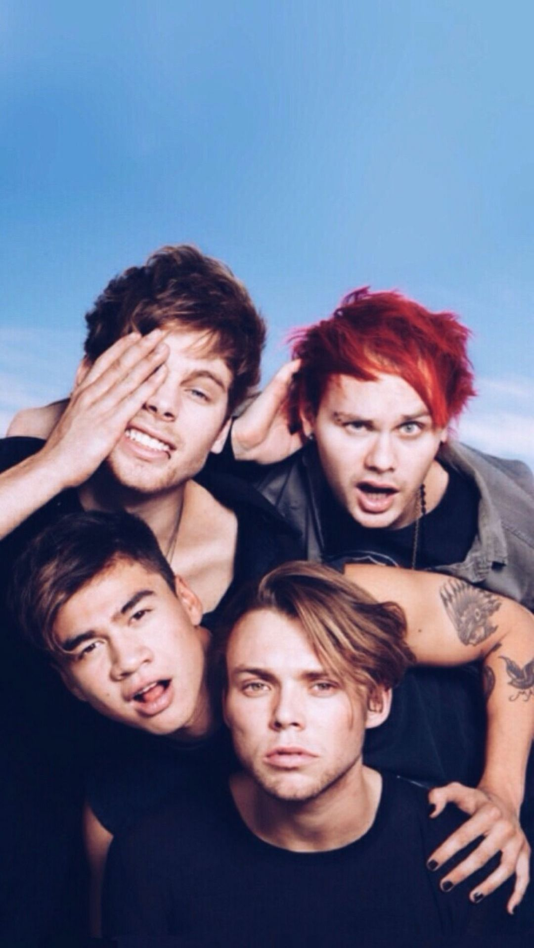 45 5 Seconds Of Summer Android Iphone Desktop Hd