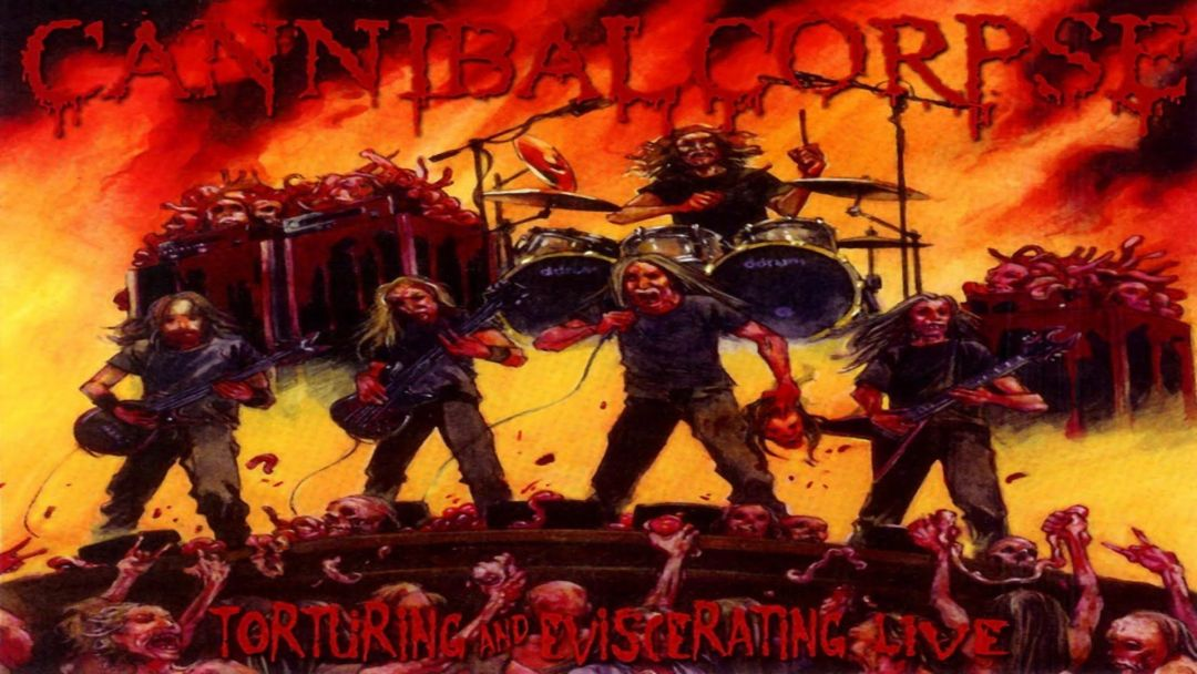 Cannibal corpse - Android, iPhone, Desktop HD Backgrounds / Wallpapers (1080p, 4k) (454348) - Music