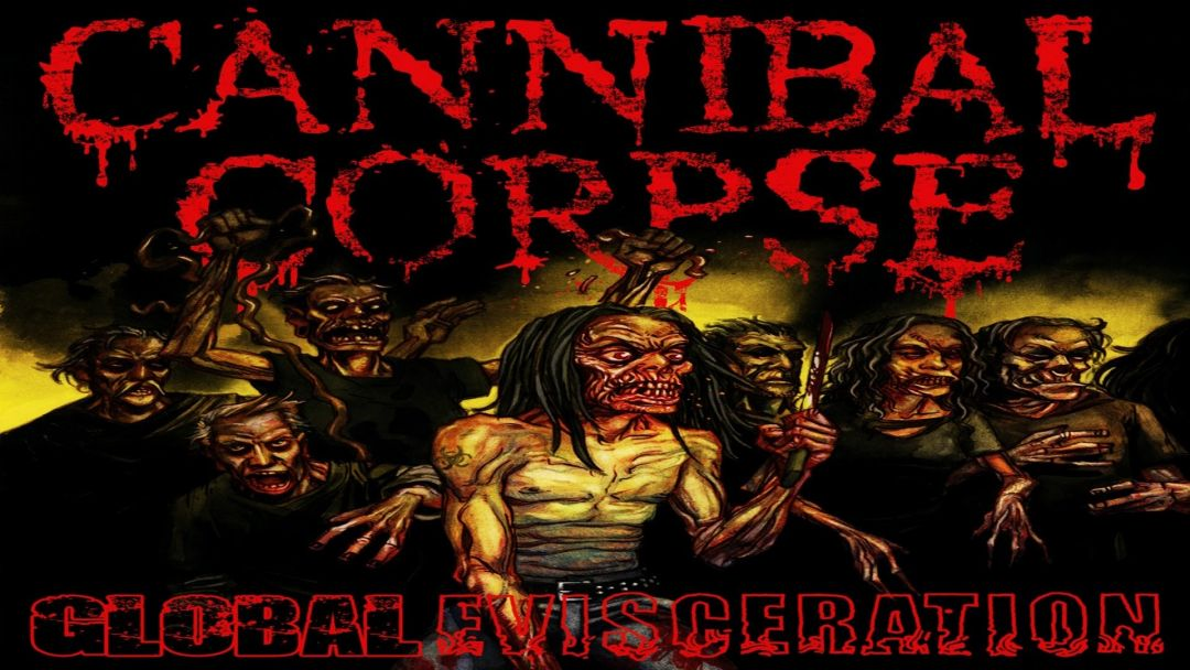Cannibal corpse - Android, iPhone, Desktop HD Backgrounds / Wallpapers (1080p, 4k) (454360) - Music