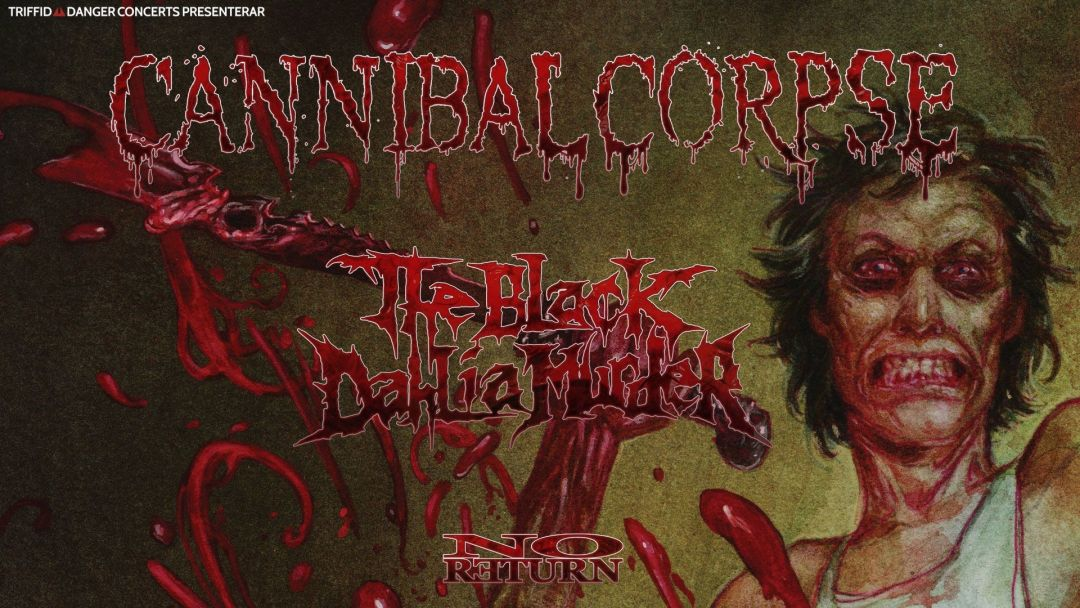 Cannibal corpse - Android, iPhone, Desktop HD Backgrounds / Wallpapers (1080p, 4k) (454343) - Music