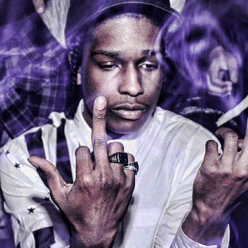 Asap Rocky Wallpaper HD - Android, iPhone, Desktop HD Backgrounds / Wallpapers (1080p, 4k)