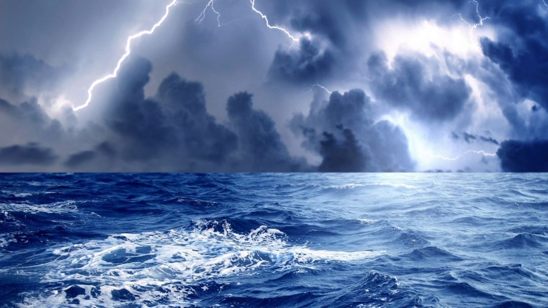 Stormy ocean - Android, iPhone, Desktop HD Backgrounds / Wallpapers (1080p, 4k) (458096) - Nature / Landscapes