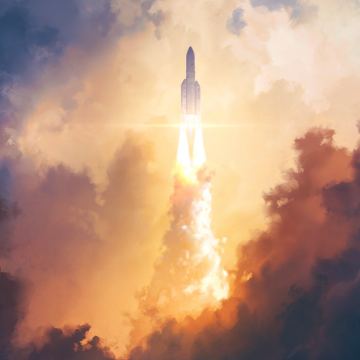 Rocket HD Phone Wallpaper [1080x1920] : Wallpaperland - Android / iPhone HD Wallpaper Background Download