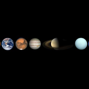 Planets In Our Solar System UHD 8K Wallpaper - Android / iPhone HD Wallpaper Background Download