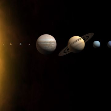 Solar system - Android, iPhone, Desktop HD Backgrounds / Wallpapers (1080p, 4k)