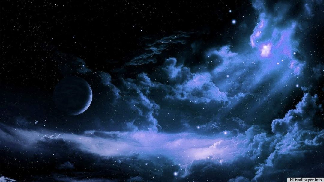 Starry Night - Android, iPhone, Desktop HD Backgrounds / Wallpapers (1080p, 4k) (354346) - Space