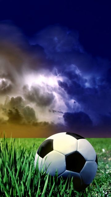 Soccer ball - Android, iPhone, Desktop HD Backgrounds / Wallpapers (1080p, 4k)