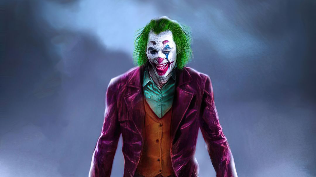9890 Joker Walk With Smile Android Iphone Hd Wallpaper Background Download 2284x1285 2021