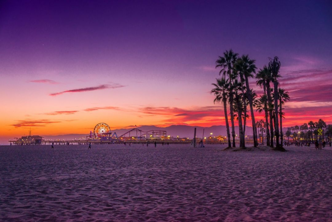 55 California Beach Android Iphone Desktop Hd Backgrounds