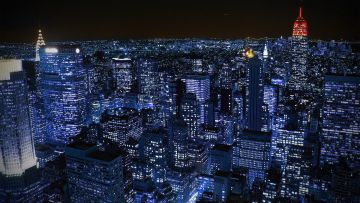 Night city - Android, iPhone, Desktop HD Backgrounds / Wallpapers (1080p, 4k)