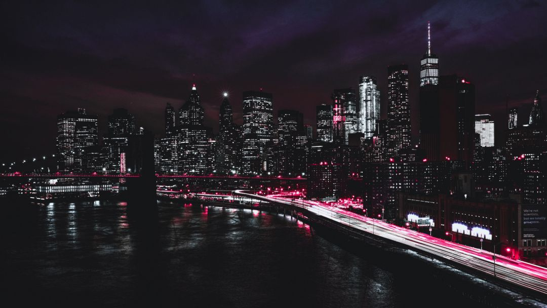 Night city - Android, iPhone, Desktop HD Backgrounds / Wallpapers (1080p, 4k) (485771) - Travel / World