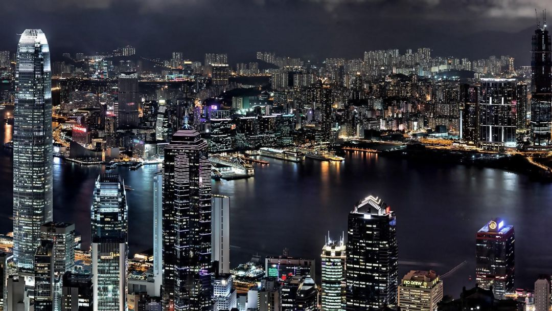 Night City - Android, iPhone, Desktop HD Backgrounds / Wallpapers (1080p, 4k) (336870) - Travel / World