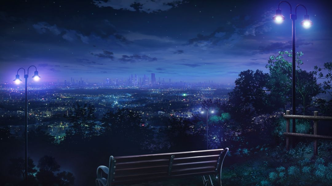 Night city - Android, iPhone, Desktop HD Backgrounds / Wallpapers (1080p, 4k) (485725) - Travel / World