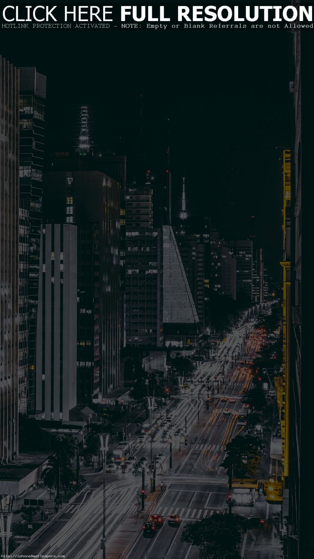60 Street Wallpaper Hd Night City Android Iphone Desktop Hd Backgrounds Wallpapers 1080p 4k 1242x2208 2021