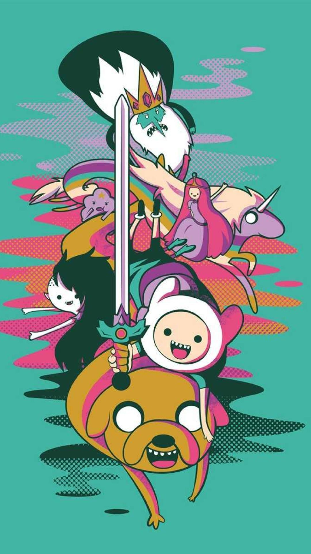 60+ Adventure Time - Android, iPhone, Desktop HD ...