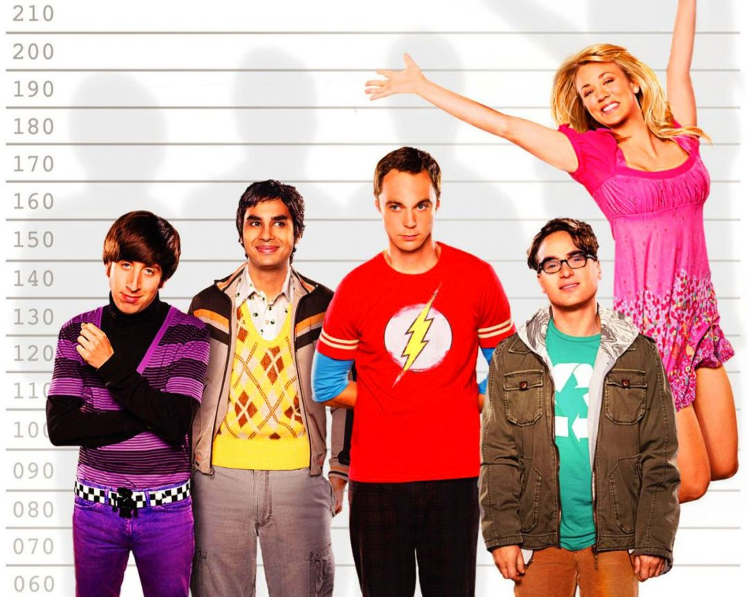 55 Big Bang Theory Android Iphone Desktop Hd Backgrounds