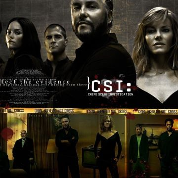 CSI TV Show - Android, iPhone, Desktop HD Backgrounds / Wallpapers (1080p, 4k)