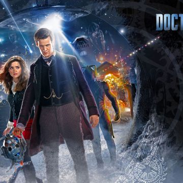 Doctor Who iPad - Android, iPhone, Desktop HD Backgrounds / Wallpapers (1080p, 4k)