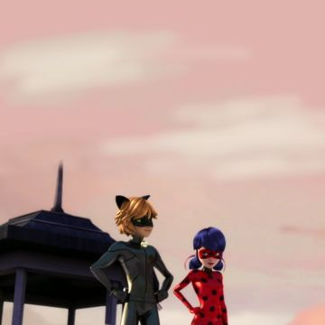 Ladybug and Chat Noir - Android, iPhone, Desktop HD Backgrounds / Wallpapers (1080p, 4k)