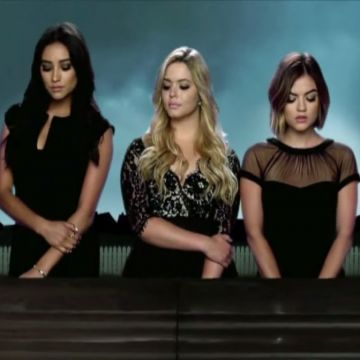 Pretty Little Liars - Android, iPhone, Desktop HD Backgrounds / Wallpapers (1080p, 4k)