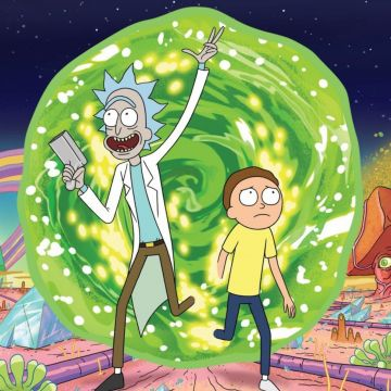 45+ Rick and Morty - Android, iPhone, Desktop HD ...